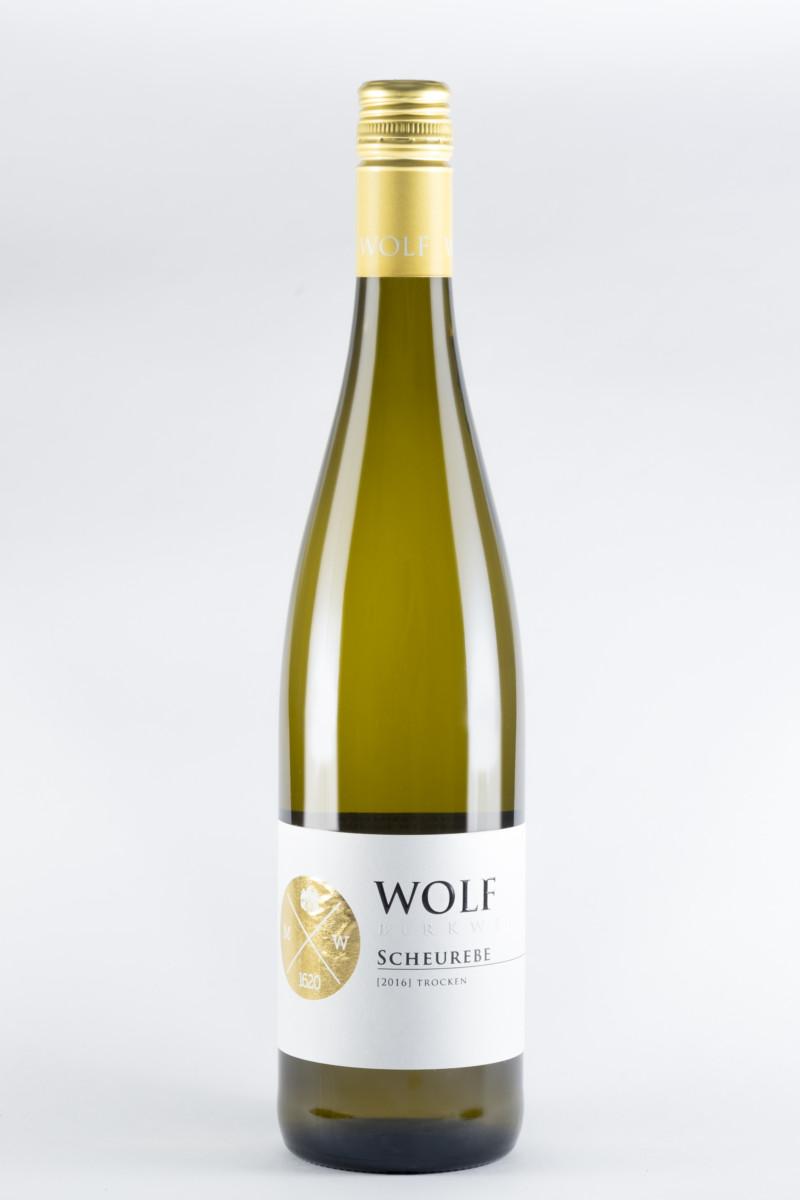 wolf scherebe